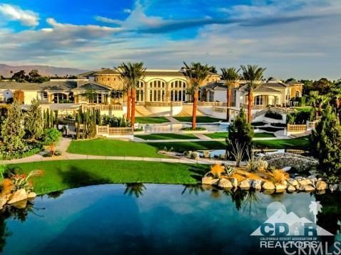 Single Family Home for Sale at 1 St Petersburg Court 1 St Petersburg Court Rancho Mirage, California 92270 United States
