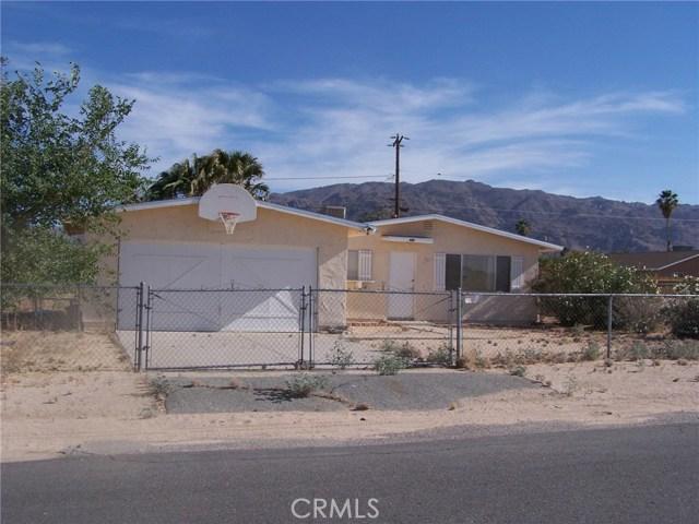 74054 Buena Vista Drive, 29 Palms, CA, 92277