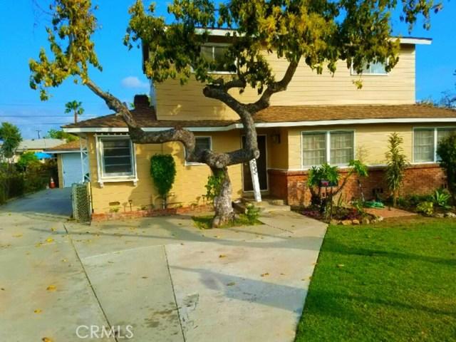 Single Family Home for Sale at 7032 Bonnie Vale Place Pico Rivera, California 90660 United States