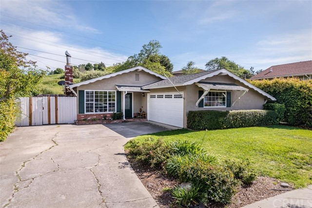 1327 Fernwood Drive, San Luis Obispo, CA 93401