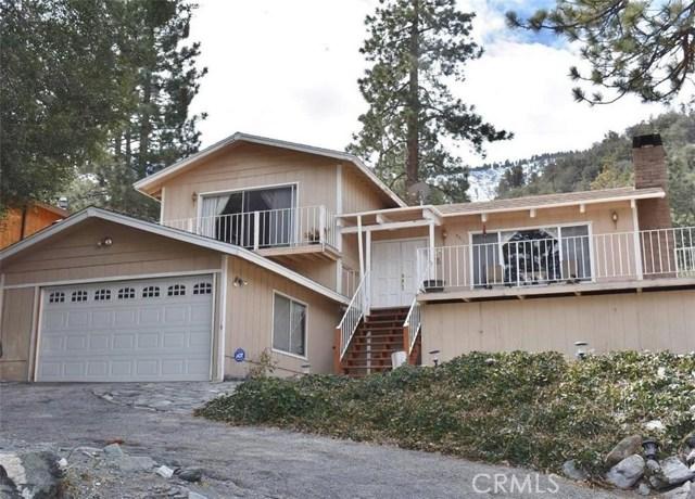 5211 Desert View Drive Wrightwood, CA 92397 - MLS #: IV18061525