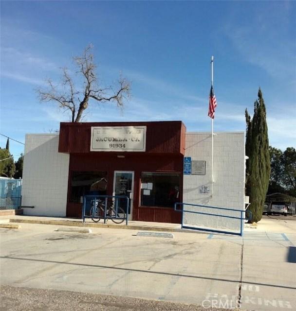 Single Family for Sale at 1209 Railroad Street N Jacumba, California 91934 United States