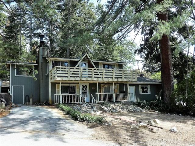独户住宅 为 销售 在 37667 Live Oak Street Angelus Oaks, 加利福尼亚州 92305 美国