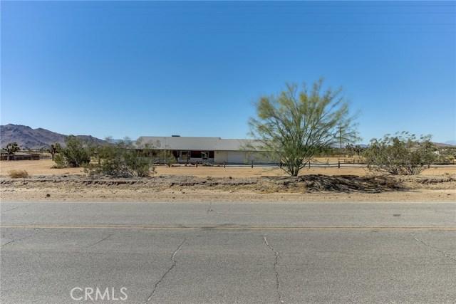 59733 Aberdeen Dr, Yucca Valley, CA 92284 Photo