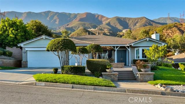 9950 Meadowood Drive, Rancho Cucamonga, California
