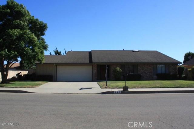 Property for sale at 567 S Palisade, Santa Maria,  California 93454
