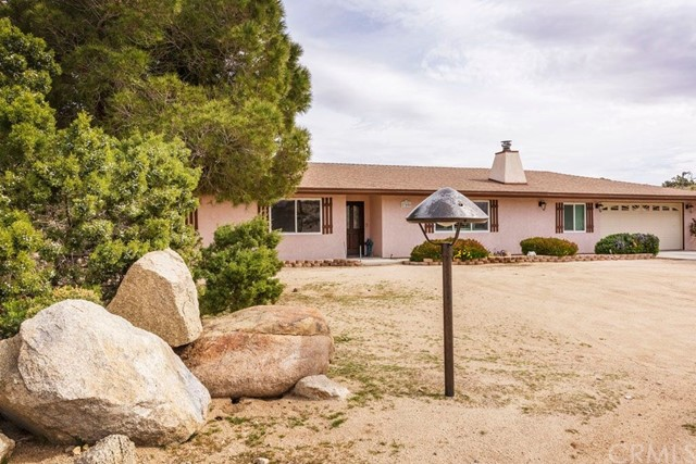 57056 Panchita Road Yucca Valley, CA 92284 - MLS #: JT18066657