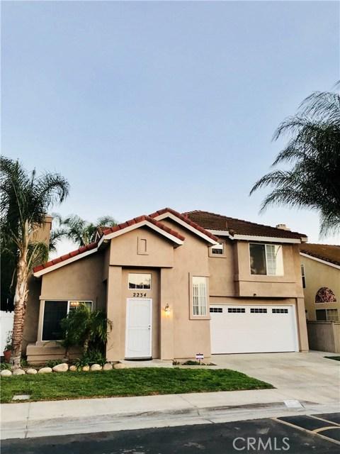 2234 Mira Monte Street, Corona CA 92879