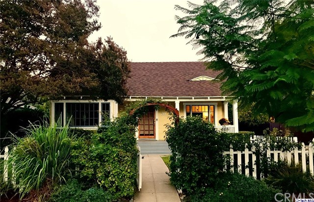 Single Family Home for Sale at 1126 Fairview Avenue South Pasadena, 91030 United States