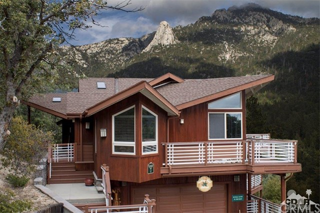 Single Family Home for Sale at 54740 Falling Leaf Drive Idyllwild, California 92549 United States