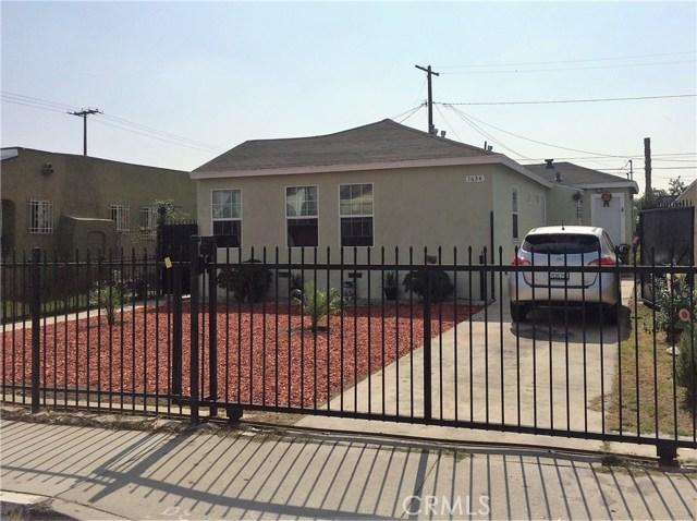 1634 80Th Street, Los Angeles, California 90001