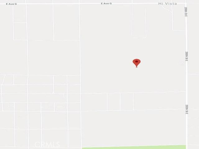 0 Vac/Vic 195 Ste/Ave G14 Lancaster, CA 93535 - MLS #: CV18092722