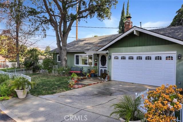 10258 Russett Avenue, Sunland, CA 91040