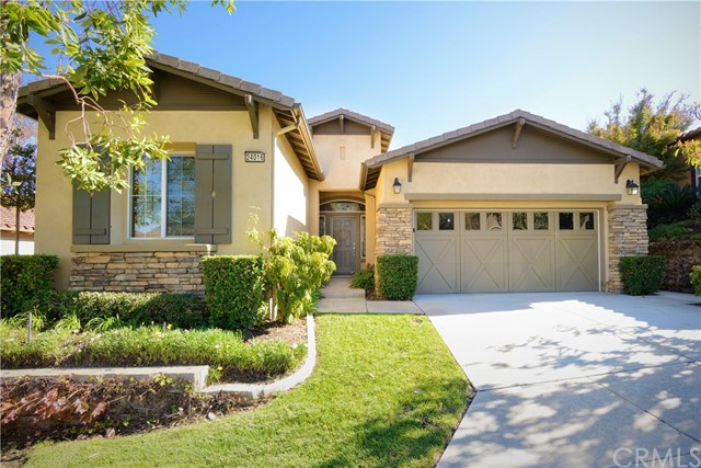 One of Single Story Corona Homes for Sale at 24016  Augusta Drive