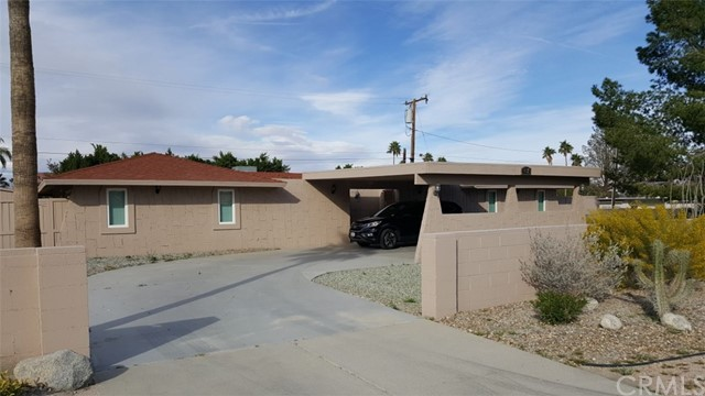482 W Sepulveda Road Unit D Palm Springs, CA 92262 - MLS #: TR17184316