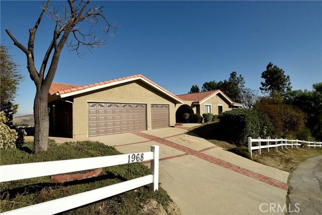 Single Family Home for Rent at 1968 Derringer Lane Diamond Bar, California 91765 United States