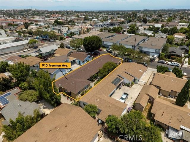 915 Freeman Avenue, Long Beach, CA, 90804