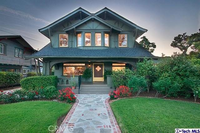 Single Family Home for Sale at 1955 Marengo Avenue South Pasadena, California 91030 United States