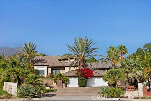 Single Family Home for Sale at 5243 Ozark Mountain Place Alta Loma, California 91737 United States