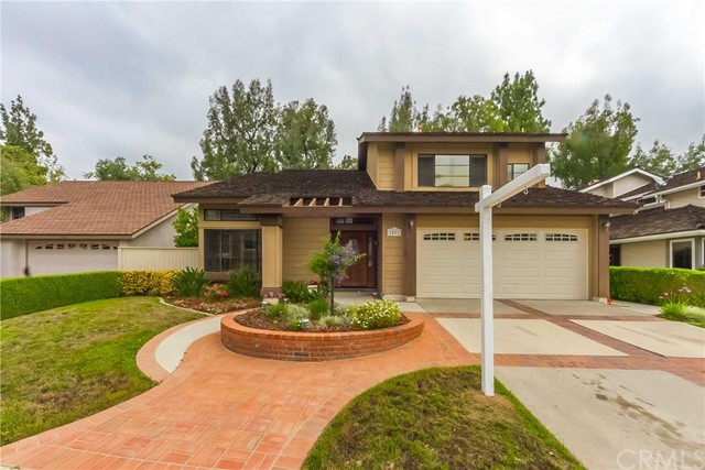 Single Family Home for Sale at 2591 Flanders St Brea, California 92821 United States