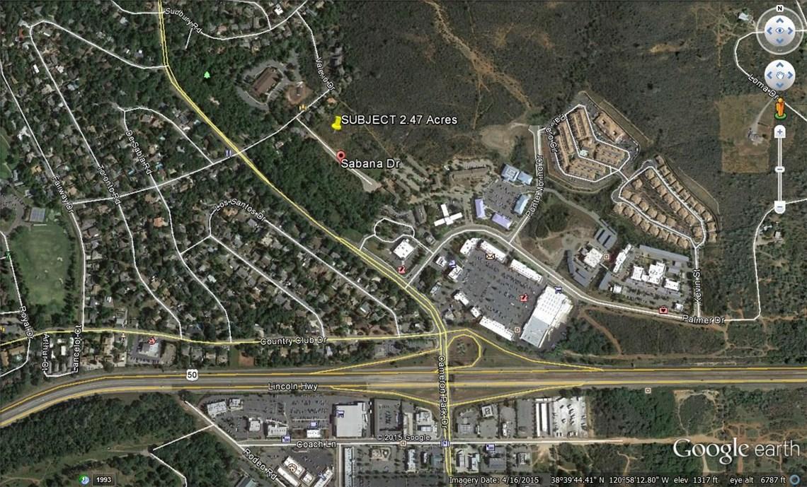 Terreno por un Venta en Sabana Drive Cameron Park, California Estados Unidos