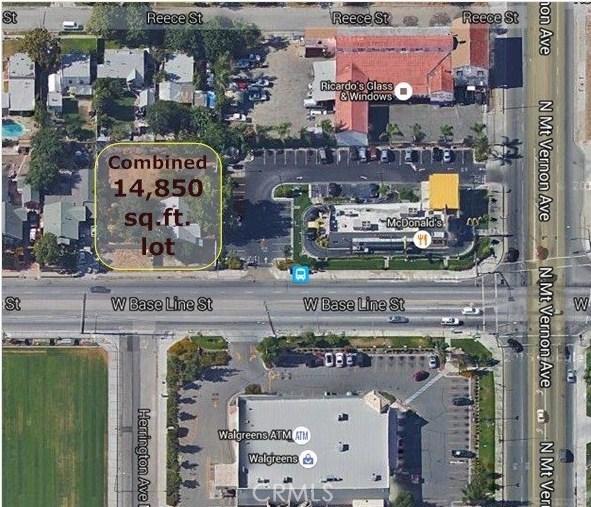 Single Family for Sale at 0 Baseline Street W San Bernardino, California 92411 United States