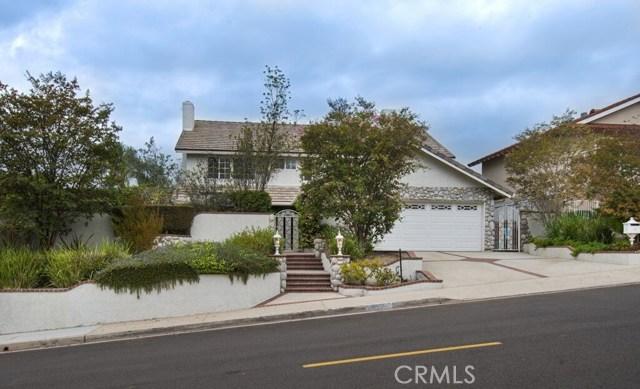 Single Family Home for Sale at 26551 Saddleback Drive Mission Viejo, California 92691 United States