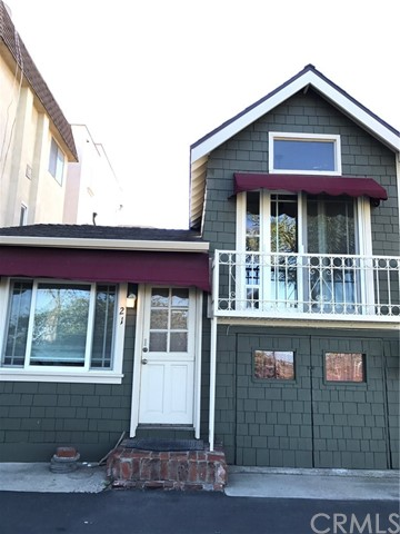 Single Family Home for Rent at 21 C Pacific Surfside, California 90740 United States