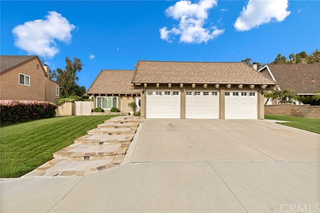 One of New Listing Yorba Linda Homes for Sale at 6181  Jacaranda Lane