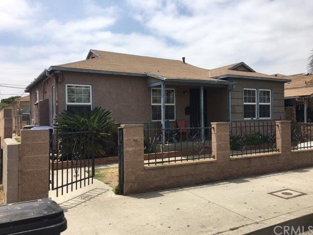 Single Family for Sale at 24825 Avalon Boulevard S Wilmington, California 90744 United States