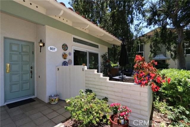 807 Ronda Mendoza D, Laguna Woods, CA 92637