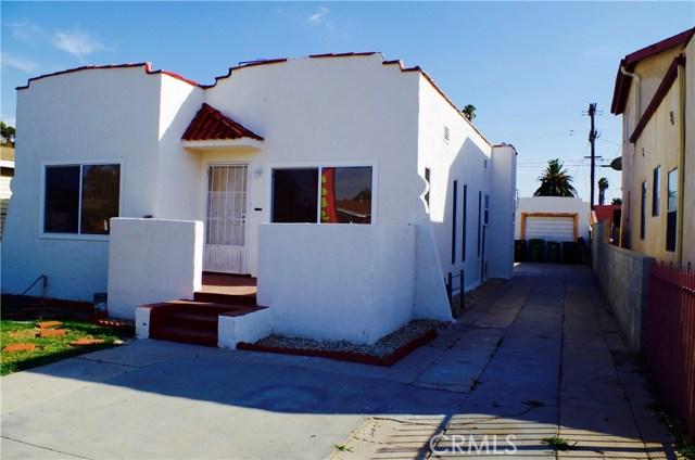 432 93Rd Street, Los Angeles, California 90003