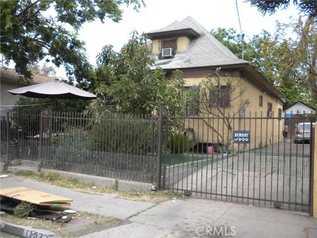 1153 E 33rd Street Los Angeles, CA 90011 - MLS #: DW18126721