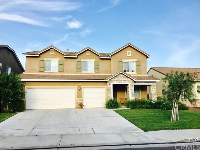 Single Family Home for Rent at 6692 Ametrine Court Mira Loma, California 91752 United States