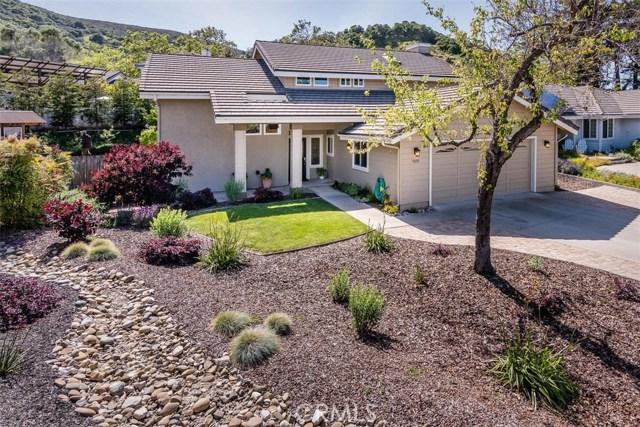 1325 Rubio Lane, San Luis Obispo, CA 93405