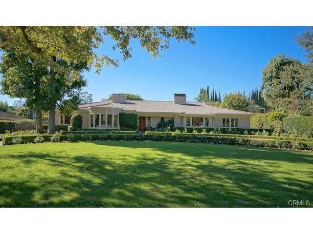 Single Family Home for Sale at 843 San Marino Avenue San Marino, California 91108 United States