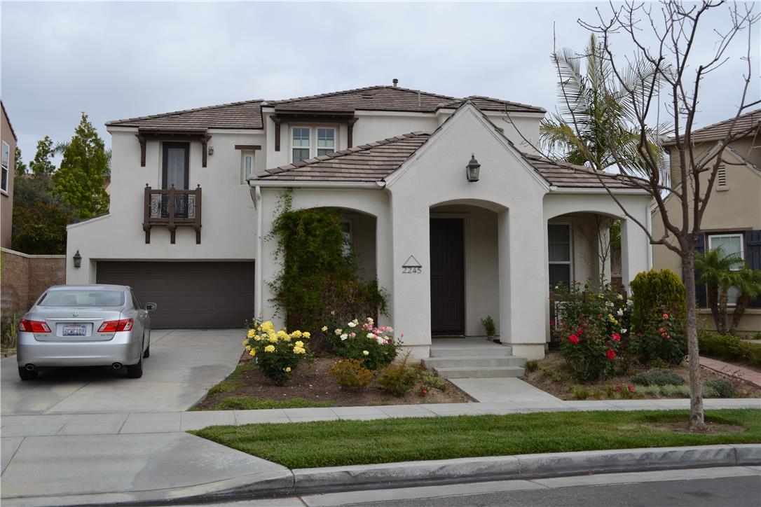 Single Family Home for Rent at 2245 Simon St Fullerton, California 92833 United States