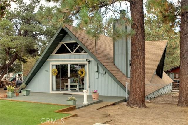 368 Downey Drive, Big Bear, CA, 92314
