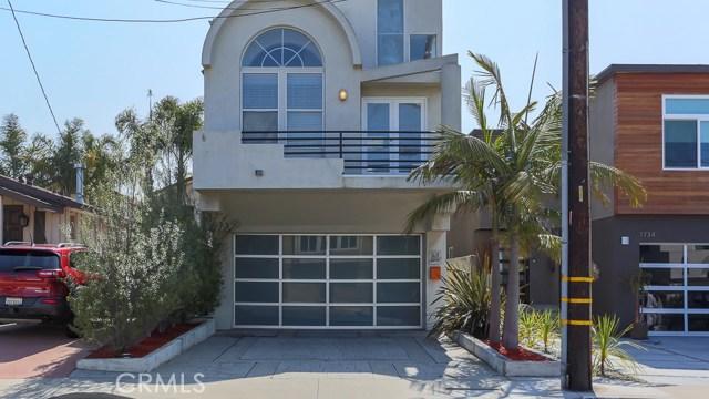 1736  Herrin Street, Redondo Beach in Los Angeles County, CA 90278 Home for Sale