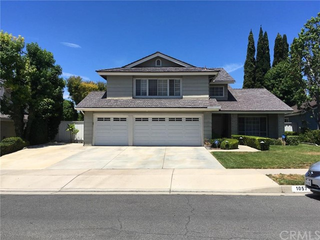 Single Family Home for Rent at 1057 Rashford Drive Placentia, California 92870 United States