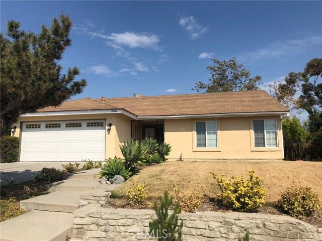 356  Vista Del Norte, Walnut in Los Angeles County, CA 91789 Home for Sale