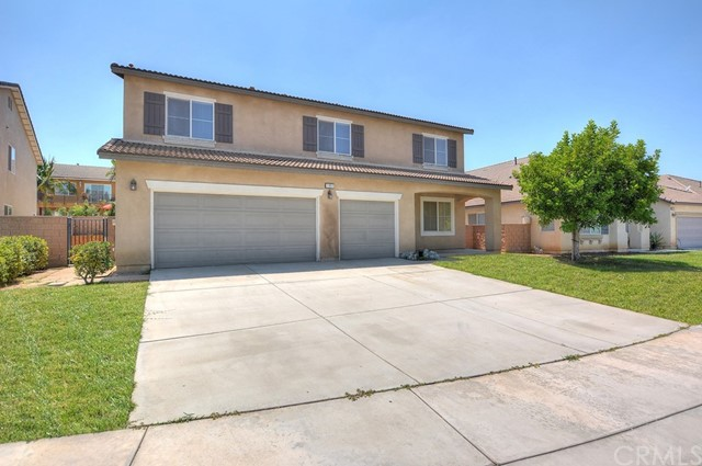 11911 Sunstone Court Jurupa Valley, CA 91752 - MLS #: CV17193060