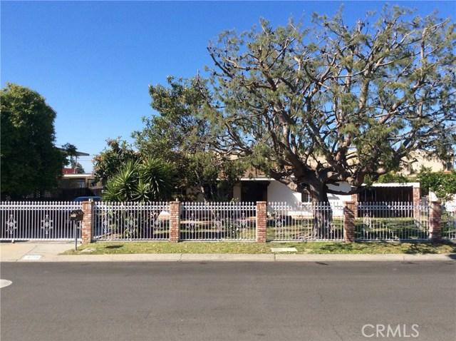 Single Family Home for Sale at 4705 Floyd Circle W Santa Ana, California 92704 United States
