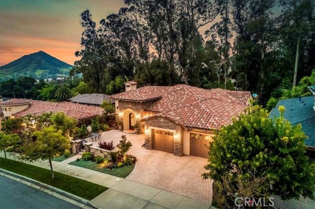 1618  Woodland Drive, San Luis Obispo, California