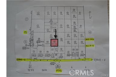 Terreno por un Venta en 97 Vac/Vic Avenue D-14/97 Ste Lancaster, California 93535 Estados Unidos