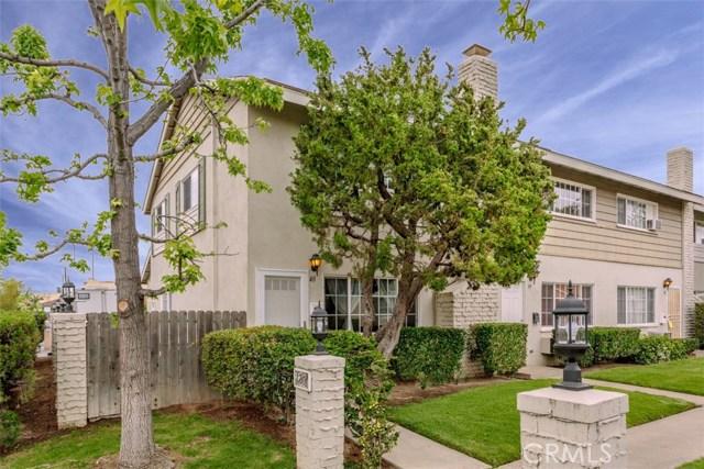 1201 N California Street 40  Orange CA 92867