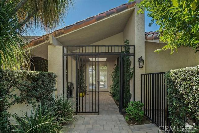 16 Stanford Drive Rancho Mirage, CA 92270 - MLS #: 218030094DA