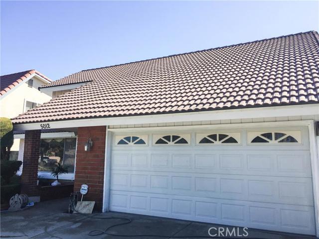 Single Family Home for Rent at 5012 Houston St La Palma, California 90623 United States