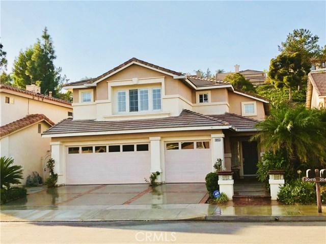 Property for sale at 20415 Herbshey Circle, Yorba Linda,  CA 92887