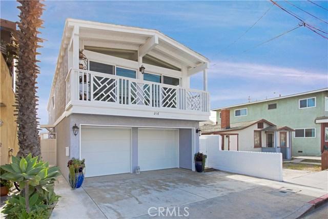 216 21st Street - Balboa Peninsula, California